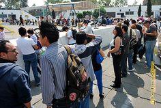 Nezahualcóyotl, Méx. 15 Mayo 2013. Según los datos del Instituto Nacional de Estadística, Geografía e Informática (INEGI) cerca de 50 mil personas de esta localidad no tienen una fuente laboral fija, sin embrago,  el desempleo en esta localidad parece ser mucho mayor.
