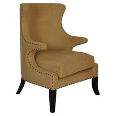 Good Sit Down To Style With This Inviting Chair, Artfully Crafted For Lasting  Apeal.