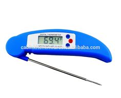 Long Probe Digital Stainless Cooking Food Thermometer
