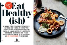 Fried Liver, New York Times Magazine, Breakfast In Bed, Bon Appetit, Food Inspiration, Healthy Eating, Dinner, Sweet, Editorial Design