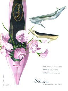 chaussures Seducta 1959