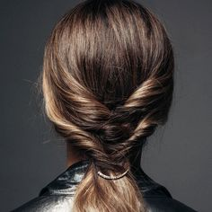 Hair For Days - Photographer: Robby MuellerHair and makeup: Janelle Walker