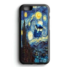 Tardis Starry Night iPhone 7 Case