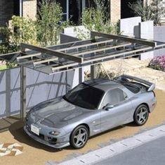 Garages, Carport Designs, Solar Roof, Home Room Design, House Rooms, Canopy, Interior Decorating, Shed, Construction