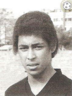 """Mário Wilson, o filho do """"Velho Capitão - Associação Académica de Coimbra (1974)."""