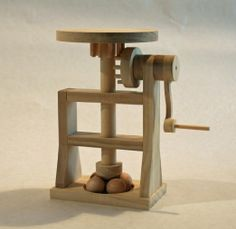 Fun Projects, Wood Projects, Da Vinci Inventions, Marble Tracks, Toy Barn, Simple Machines, Woodworking Toys, Wood Creations, Wood Toys