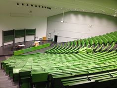 Ruhr -Universität Bochum, Hörsaal H10