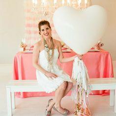 1PC Giant Heart Wedding Party Balloon (36Inch 90CM) - Wedding Look