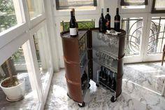 #Barrel12 #oildrum #3r #recycled #design #vialanzone7