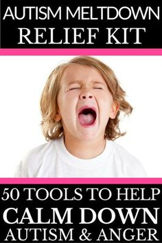 Looking for activities to calm an autistic child's behavior? My son has autism-I understand the importance of a behavior plan when dealing with a meltdown! These tools will help children with autism calm down & regain control of their emotions. Perfect for home or the classroom. Sometimes it's possible to calm an autistic meltdown when we use the right strategy.There's no one size fits all anything for autism, but these calm down tools may help! #autism