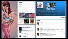 San Gabriel, Secret Love, Great Deals, Comic Books, Comics, Twitter, Shopping, Cartoons, Cartoons