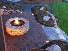 Dream back yard! Build a Cement #patio