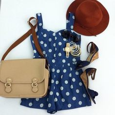 Cute summer outfit from Lulu's