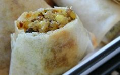 Baked Sprouted Mung Bean Samosas Recipe by Sanjana Modha