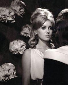Catherine Deneuve in Vice and Virtue, 1963 dir. Catherine Deneuve, Vintage Hollywood, Hollywood Glamour, Classic Hollywood, Hollywood Photo, Jane Asher, Sophia Loren, Brigitte Bardot, Romain Gary