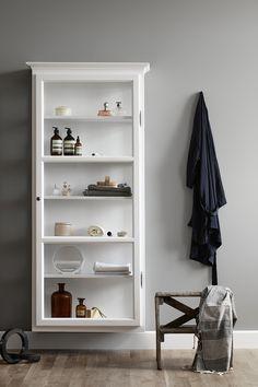Glass Cabinet, Nordic Design