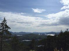 Baker Mountain Saranac Lake, NY  Adirondack Mountains
