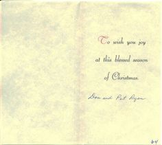 Vintage 1964 Christmas Card Singing Boys by TheVintageGreeting, $3.50