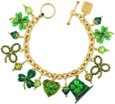 Luck O' The Irish Bracelet -- Lunch at The Ritz 2Go USA -- Luck O' The Irish Bracelet