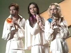 """Eurovision Song Contest 1976 - Chocolate Menta Mastik - """"Emor shalom"""" - Israel - 77 points - 6th place"""
