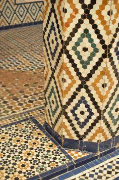 #Moroccan tiles