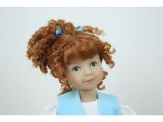 Poupée exclusive Soft Touch Jackie - Edition Limitée 10 - Heartstring dolls