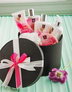 Beauty Factory Pink Jasmine Hamper