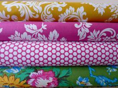 great new Jennifer Paganelli fabrics in the shop