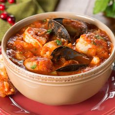Cioppino: A Fine Kettle of Fish.