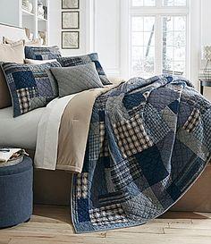 Cremieux Maxwell Patchwork Cotton Quilt Mini Set #Dillards
