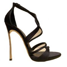 $202  Casadei blade Spring 2012 sandals