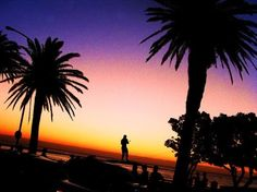 Camps Bay, Cape Town Summer Sunset, Amazing Pics, Camps, Cape Town, Places Ive Been, Celestial, Day, Beach, Outdoor