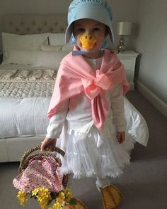 I just had to post this picture of my favourite little girl in the whole world on World Book Day. 😍😍