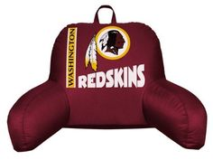 Washington Redskins Bedrest . $34.99. Click the link for more information!