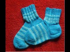 ВЯЗАНИЕ СПИЦАМИ! КАК СВЯЗАТЬ ПРОСТЫЕ ДЕТСКИЕ НОСОЧКИ ДЛЯ НАЧИНАЮЩИХ!knitting