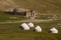 Tash Rabat - Naryn, Kyrgyzstan