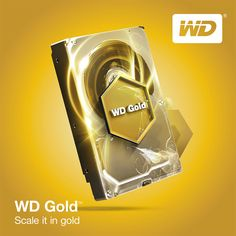 Western Digital Corporation, a world leader in storage solutions, today announced a new, high-capacity configuration of up to 10TB for its award-winning WD Gold datacenter hard drives.