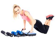 Heimtrainer für Ihr komplettes Workout Ein Gerät für alles - flexibler Heimtrainer für gezielte Muskelübungen!