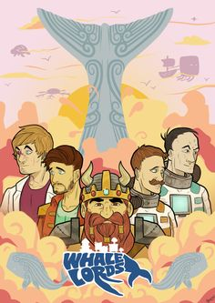 Baron Norris' Art <--- OK, there's a ghost pulling a ship in the background, Lewis looks like Zayn from 1D, and Sjin looks like a Mexican with the mustashe.