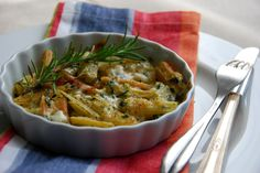 French Foodie Baby: Chard ribs au gratin... good for you, or just plain good?