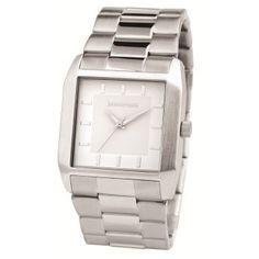 Reloj Lambretta Enzo Blanco Acero. http://www.relojeslambretta.es/products/reloj-lambretta-enzo-blanco-acero?variant=1084844941