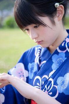 Yukata.(for summer wear)