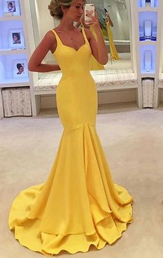 Prom dresses yellow - New Arrival Yellow Prom Dress,Mermaid Evening Dress,Long Evening Gown,Formal Dress Party Prom – Prom dresses yellow Evening Dress Long, Mermaid Evening Dresses, Evening Party, Prom Dress Long, Yellow Evening Gown, Formal Evening Gowns, Mermaid Style Prom Dresses, Long Formal Gowns, Prom Long