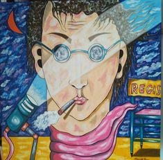IL REGISTA, un regista fuma un sigaro in una pausa sul set... Opera, Princess Zelda, Fictional Characters, Art, Opera House, Fantasy Characters
