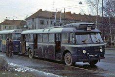 Helsinki Trolley bus