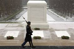 'Les we forget...Christmas at Arlington Cemetery   |   Rest easy, sleep well my brothers.         Know the line has held, your job is done.      Rest easy, sleep well.      Others have taken up where you fell, the line has held.      Peace, peace, and farewell…