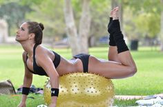 From Overweight to Fitness Model! JENNIFER NICOLE LEE Working Out - 1,000 Calorie Burn Workout Included.