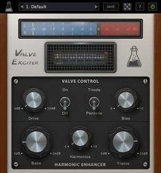 Valve Exciter v1.5.1 AU VST WiN MAC TEAM R2R | 7.10.2016 | WiN 21.51 MB | OSX 97.67 MB Valve Exciter is a Harmonic Enhancer plug-in with vintage valve emu