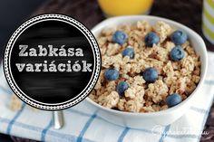 Elmélkedés arról, ki vásárol instant zabkását? Naan, Cereal, Oatmeal, Breakfast, Food, The Oatmeal, Morning Coffee, Rolled Oats, Essen