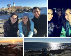 What's happening is the team is bonding! Kim, Ozelem and Misael took a weekend trip to Maine. They visited the Nubble Light House in York, Maine and hung out in downtown Portsmouth, NH. Their stay at the Anchorage Inn, in York Beach, Maine was so relaxing and full of hospitality! Our first of many team bonding experiences! ‪#‎teambuilding‬ ‪#‎travel‬